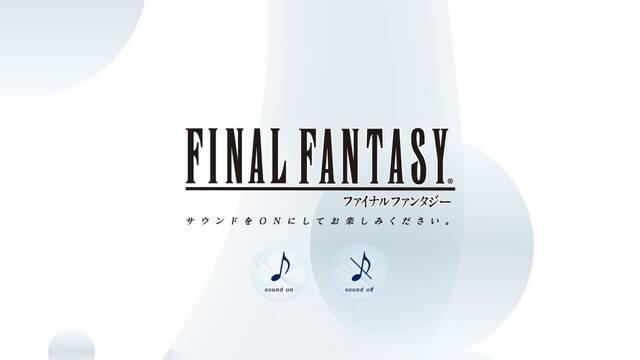 Square Enix inaugura la web para celebrar los 30 años de Final Fantasy