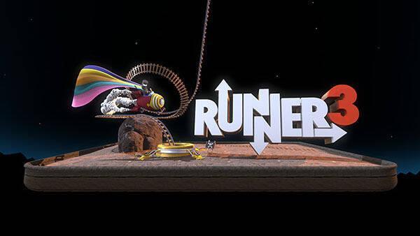 Charles Martinet será el narrador de Runner3