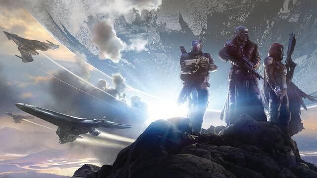 El progreso de nuestro personaje en Destiny no pasará a la secuela