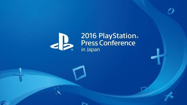 Sigue aquí la conferencia de Sony del Tokyo Game Show 2016