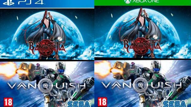 Tiendas listan remasterizaciones de Shenmue I y II, Bayonetta y Vanquish