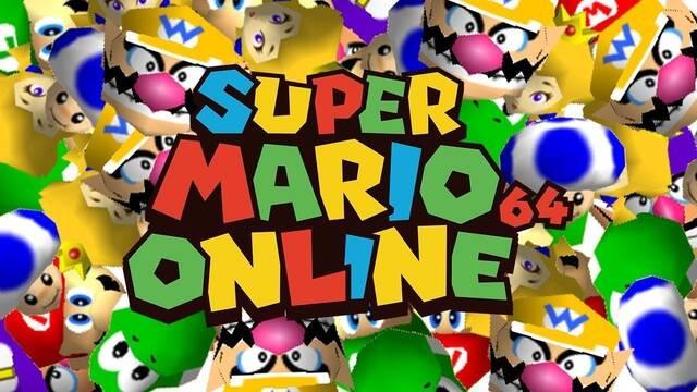 Crean una versión multijugador de Super Mario 64