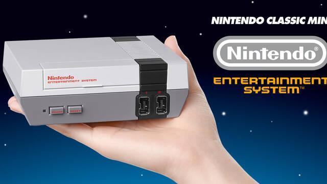 Nintendo lanzará más unidades de NES Mini en 2018