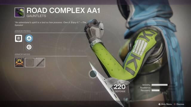 Bungie eliminará una decoración de Destiny 2 similar a un 'símbolo de odio'