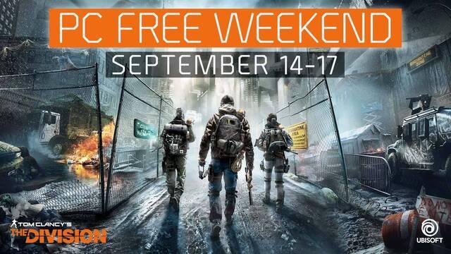 The Division será gratuito en PC este fin de semana