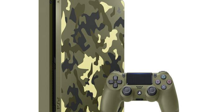Sony presenta la edición limitada Call of Duty: WWII de PlayStation 4