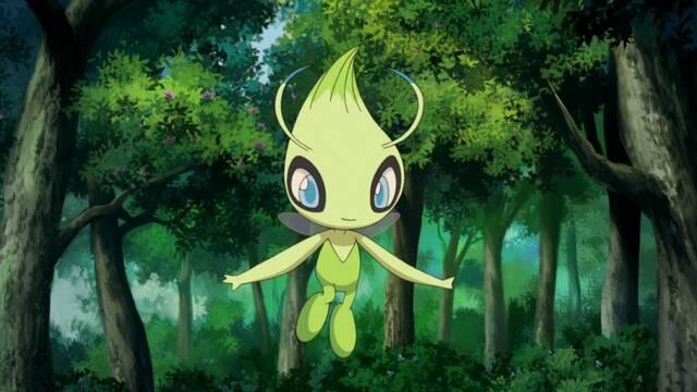 Así puedes conseguir a Celebi en Pokémon Sol / Luna
