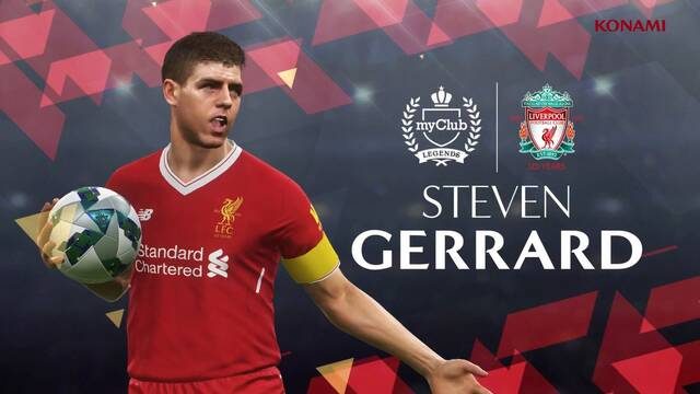 PES 2018 nos muestra al Liverpool FC en su nuevo tráiler