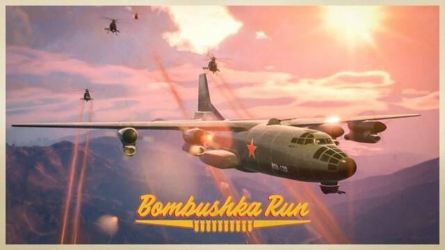GTA Online se actualiza con bombarderos, descuentos y un nuevo modo