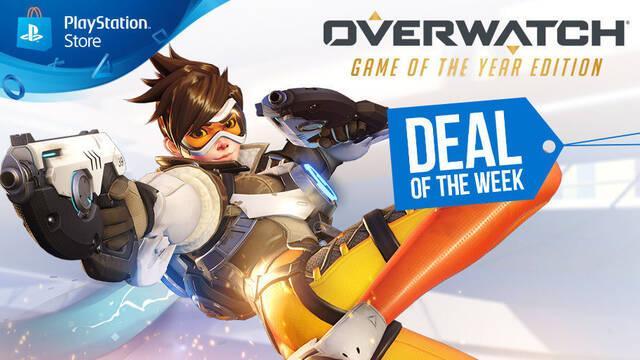 Juegos de EA, Overwatch y Superhot, entre las nuevas ofertas PS Store