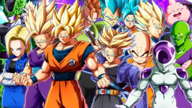 Dragon Ball FighterZ: Todos los personajes confirmados hasta ahora