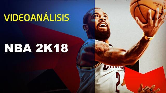 Vandal TV: Videoanálisis de NBA 2K18