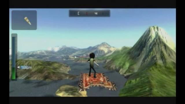 Así iba a ser el Pilotwings cancelado para Wii