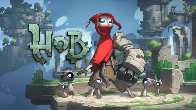 Hob, un juego de puzles y exploración, llega hoy a PS4 y PC