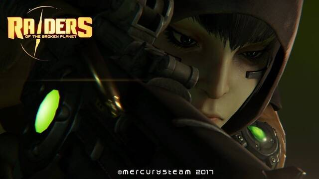 Raiders of the Broken Planet presenta nuevo personaje