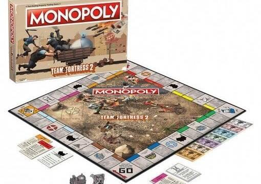 Team Fortress 2 presenta su propia versión de Monopoly