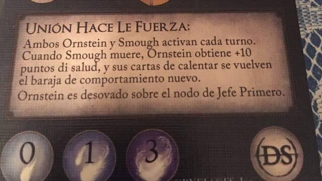 El juego de mesa de Dark Souls crea polémica con su traducción