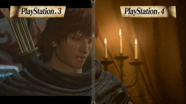 Así han mejorado los personajes en Dragon's Dogma en PS4 y Xbox One