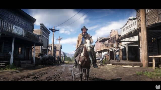 Los caballos de Red Dead Redemption 2 sorprenden con un detalle peculiar