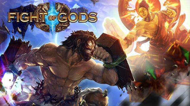 Así es Fight Of Gods: un 'Street Fighter' de combates entre dioses