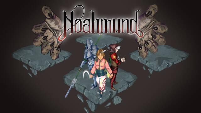 El juego español Noahmund presenta su demo