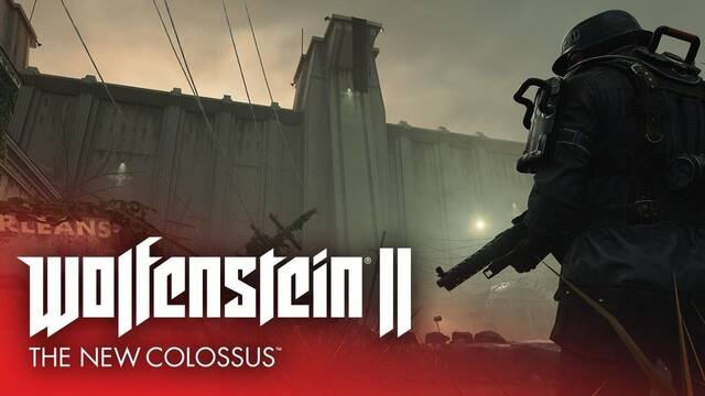 Wolfenstein II: The New Colossus nos explica más de su ucronía en vídeo