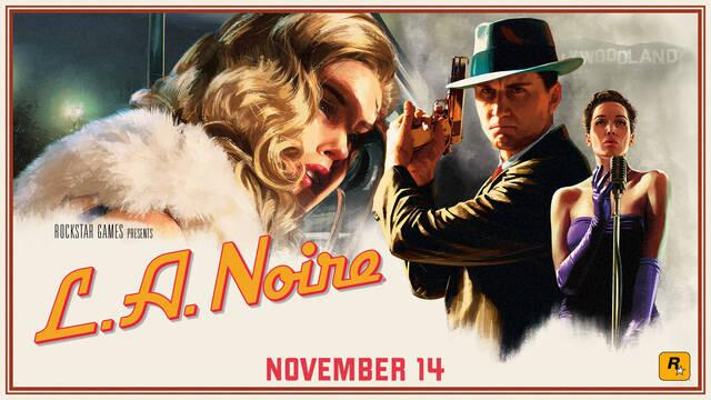 Rockstar anuncia L.A. Noire para Switch, PS4 y Xbox One