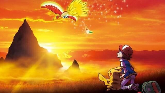 La película 'Pokémon ¡Te elijo a ti!' muestra su nuevo tráiler