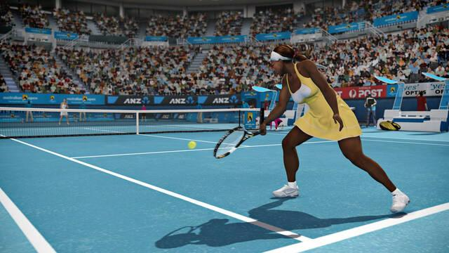 Tennis World Tour estará disponible en Switch en 2018