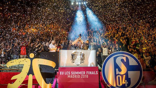 Fnatic gana la final europea de League of Legends en Madrid