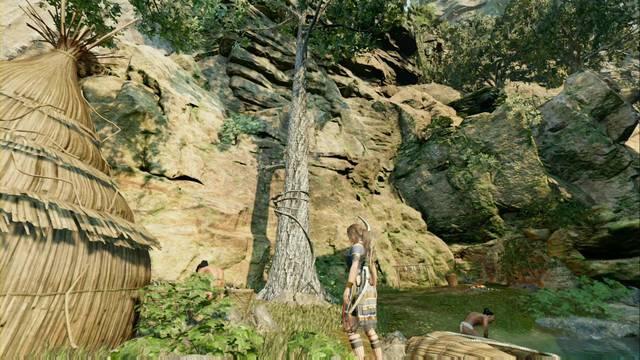 El amuleto del salvador en Shadow of the Tomb Raider - Misión secundaria