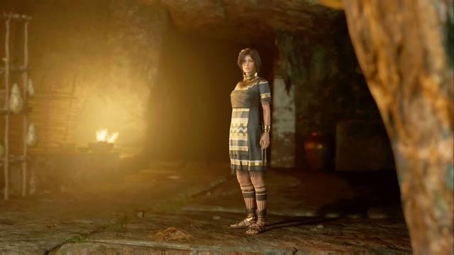 El Ojo de la Serpiente en Shadow of the Tomb Raider - Misión principal