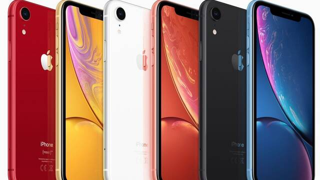 Apple anuncia el iPhone Xr: la versión 'low cost' de su móvil