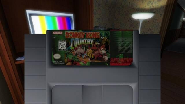 Gone Home en Switch tiene un guiño nostálgico: cartuchos de SNES