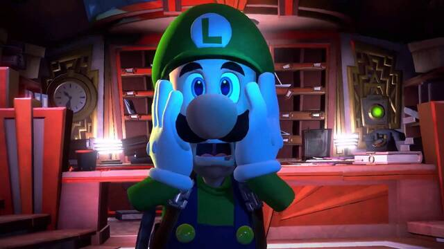 Luigi's Mansion 3 anunciado para Nintendo Switch