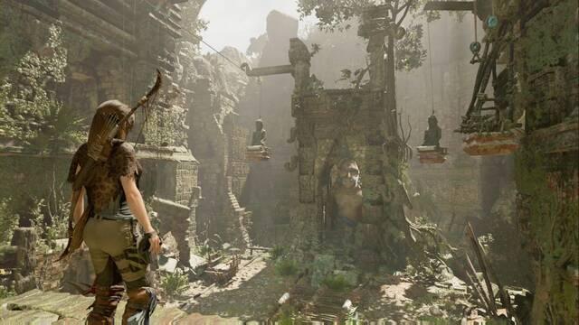 Mirada del juez en Shadow of the Tomb Raider - Tumba de Desafío