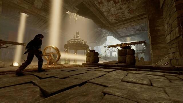 Templo del Sol en Shadow of the Tomb Raider - Tumba de Desafío
