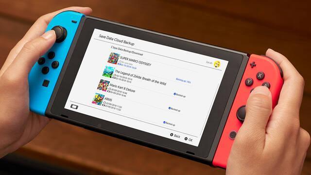 Las partidas en la nube de Nintendo Switch Online se pierden al no renovar