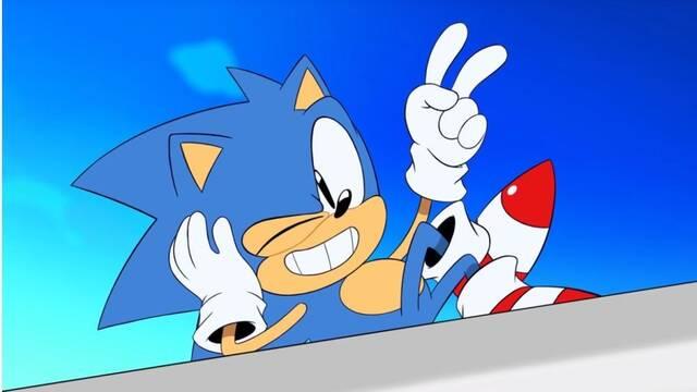 Una nueva serie animada de Sonic puede estar en marcha