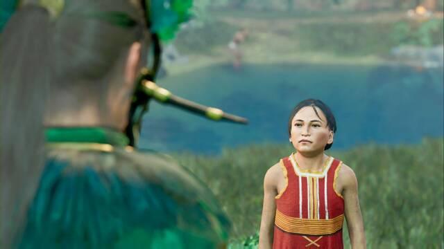 Descifra los murales y Detén el ritual en Shadow of the Tomb Raider - Misión secundaria
