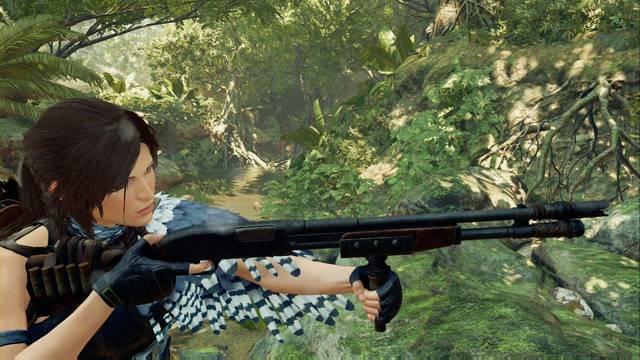 Conseguir cuchillo reforzado, ganzúa y bloqueador de escalada en Shadow of the Tomb Raider