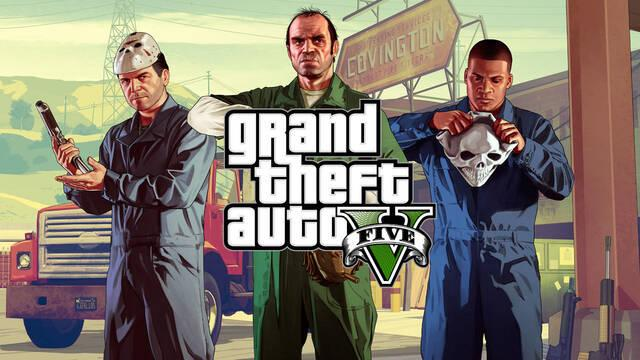 Grand Theft Auto V cumple cinco años