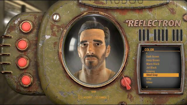 This Is The NEW VEGAS Character Editor With The FALLOUT 4 Engine