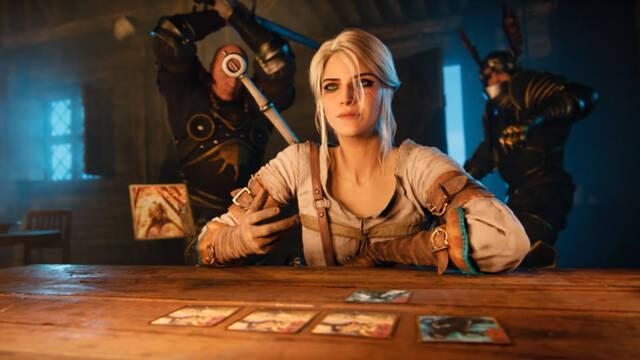 The Final Version Of GWENT: THE WITCHER CARD GAME Arrives Next Month