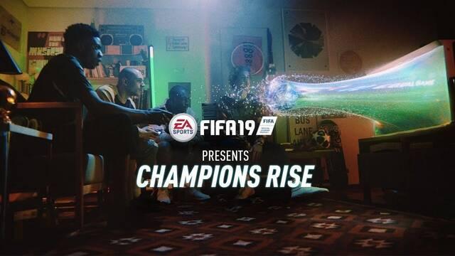 CR7, Neymar o Mbappé estrellas del tráiler de lanzamiento de FIFA 19