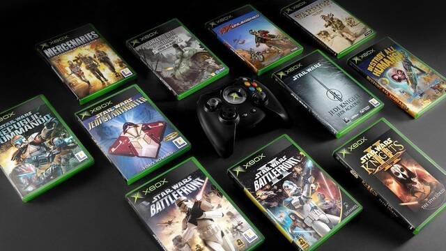 Xbox resalta que puedes jugar a más de 500 juegos clásicos en Xbox One