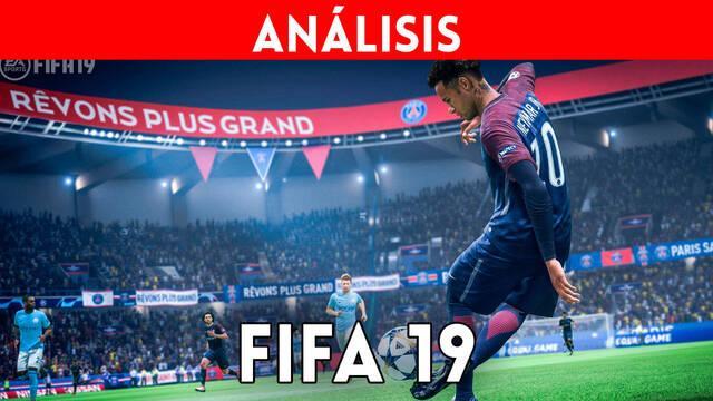 Videoanálisis de FIFA 19