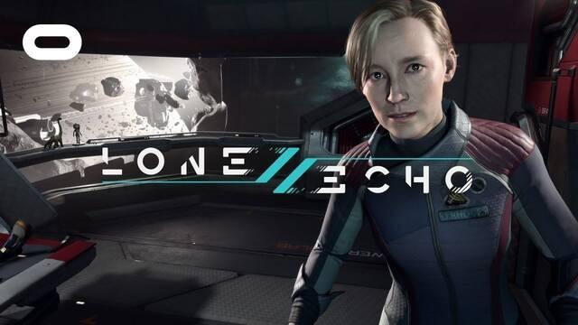 Oculus y Ready at Dawn anuncian Lone Echo II