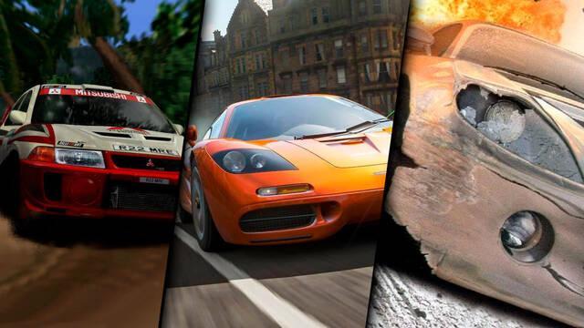 Los juegos de coches mejor valorados de la historia