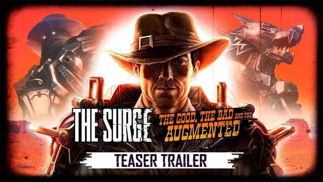 Presentado el DLC 'The Good, the Bad, and the Augmented' de The Surge